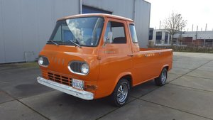 Ford Econoline Pick-up 1967 5-window version For Sale
