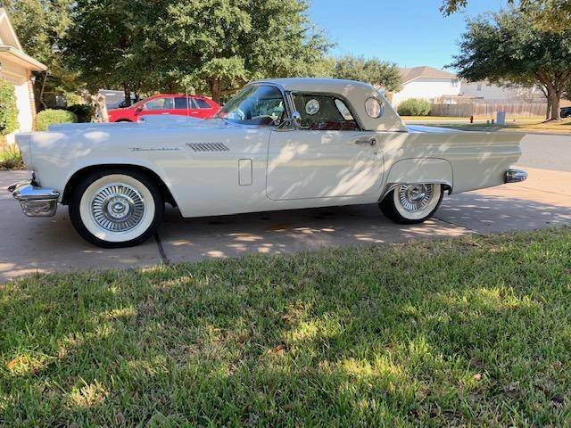 1957 Ford Thunderbird (Leander, TX) $42,000 obo For Sale (picture 1 of 6)