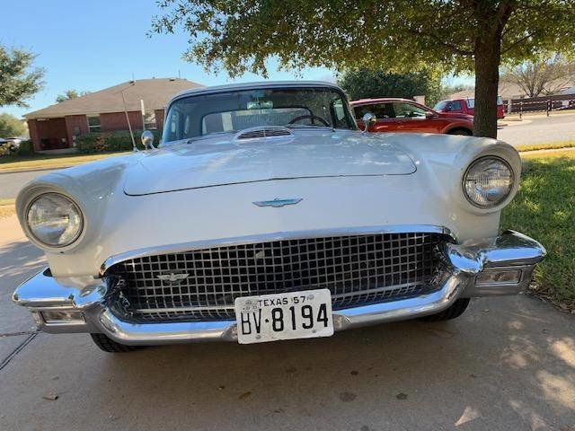 1957 Ford Thunderbird (Leander, TX) $42,000 obo For Sale (picture 2 of 6)