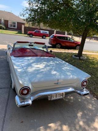 1957 Ford Thunderbird (Leander, TX) $42,000 obo For Sale (picture 6 of 6)