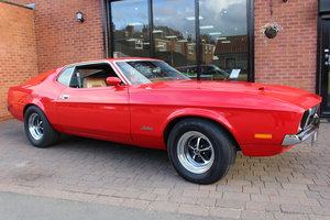 1973 Ford Mustang Mach 1 351 V8   Upgraded 4 Speed Auto