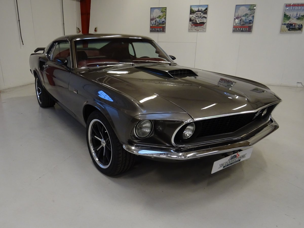 1969 Ford Mustang Fastback SOLD (picture 1 of 24)