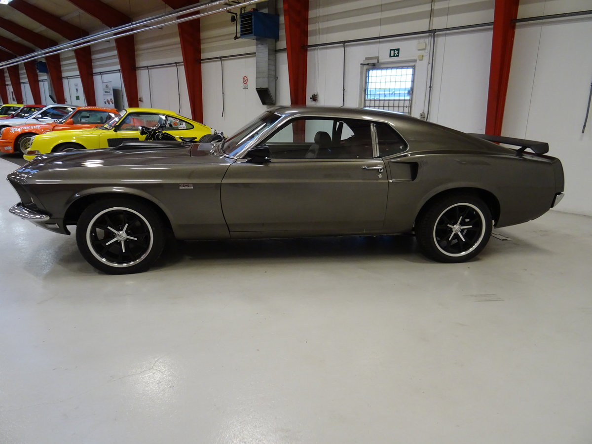 1969 Ford Mustang Fastback SOLD (picture 4 of 24)