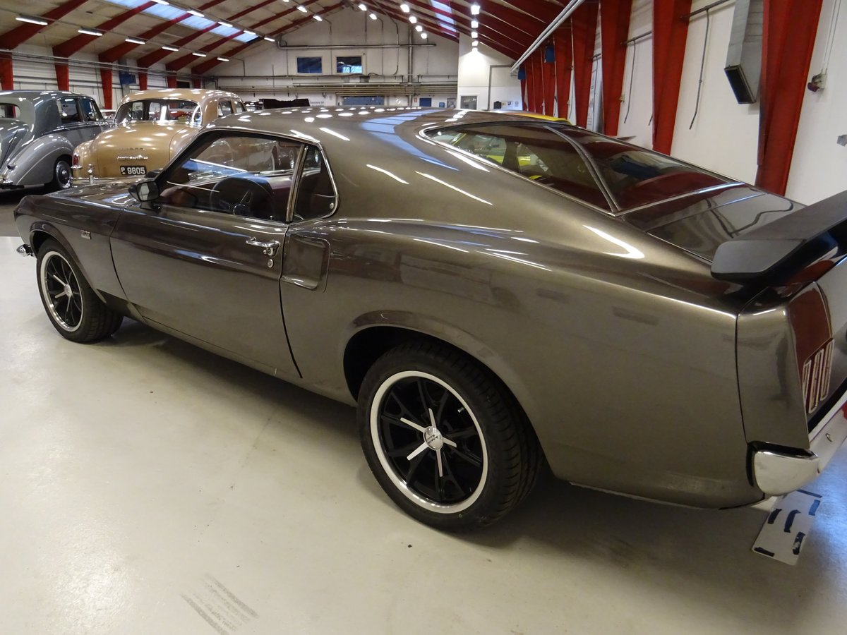 1969 Ford Mustang Fastback SOLD (picture 5 of 24)