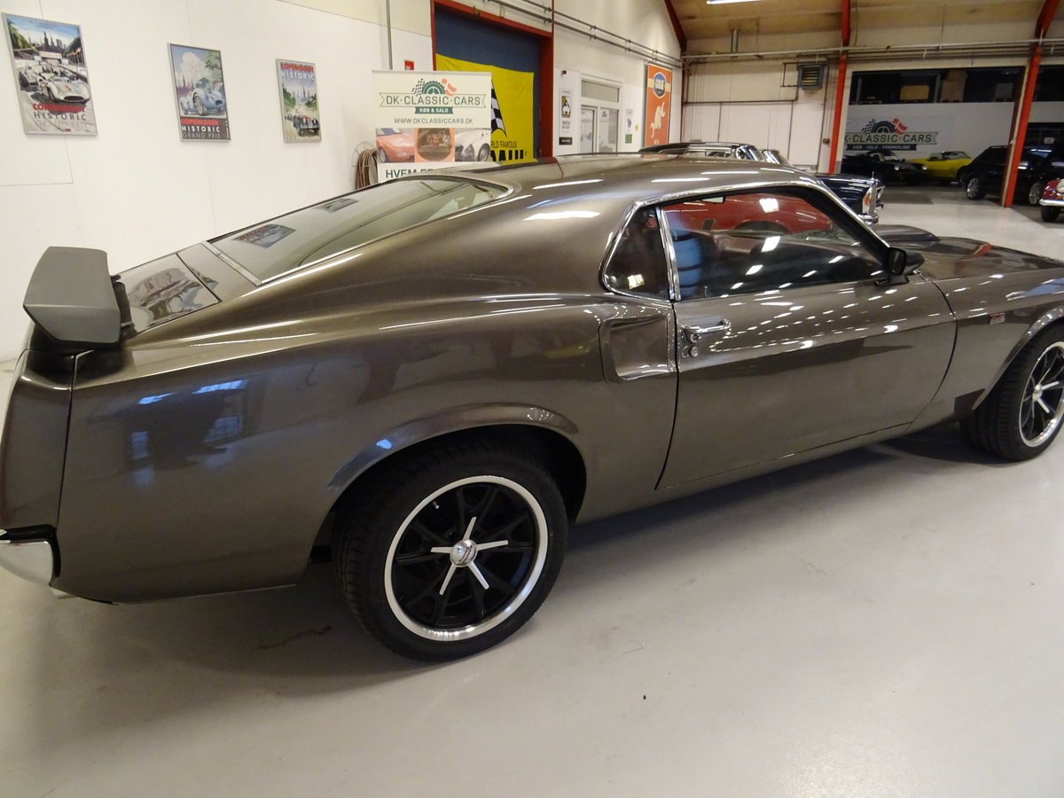 1969 Ford Mustang Fastback SOLD (picture 7 of 24)