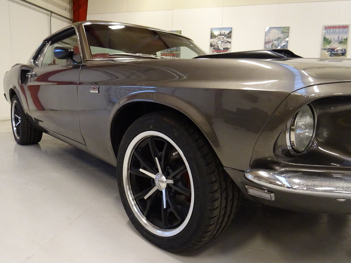 1969 Ford Mustang Fastback SOLD (picture 9 of 24)