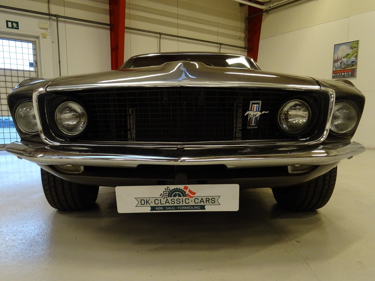 1969 Ford Mustang Fastback SOLD (picture 10 of 24)