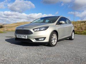 (Zero Tax)- Ford Focus Titanium 1.5TDCi, SAT..