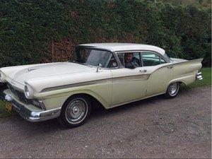 1957 California Survivor car. All original