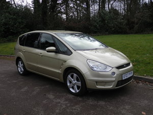 Ford S-Max Titanium 1.8TDCi.. 7 Seats MPV.. Bargain To Clear
