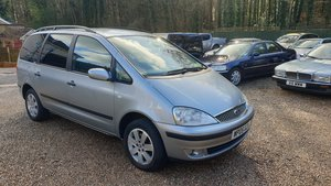 Ford Galazy 2.3 Zetec. 7 Seats. Mobility Hoist In Rear..