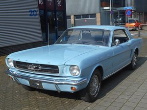 1965 FORD MUSTANG HARDTOP COUPE For Sale