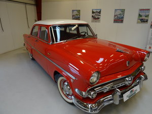 1954 Ford Customline - only 49,166 documented kilometers
