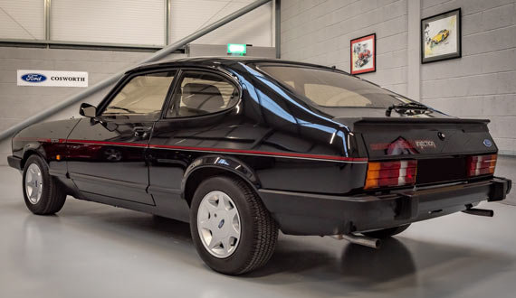 1988 Ford Capri 2.8i Special For Sale (picture 3 of 6)