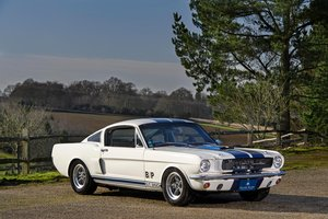 1965 Ford Mustang 289 'SCCA B/Production' Comp. Fastback For Sale