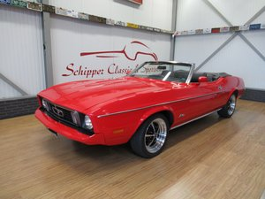 1973 Ford Mustang 302CU V8 Convertible For Sale