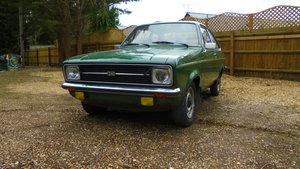 1977 FORD ESCORT MK2 1600L