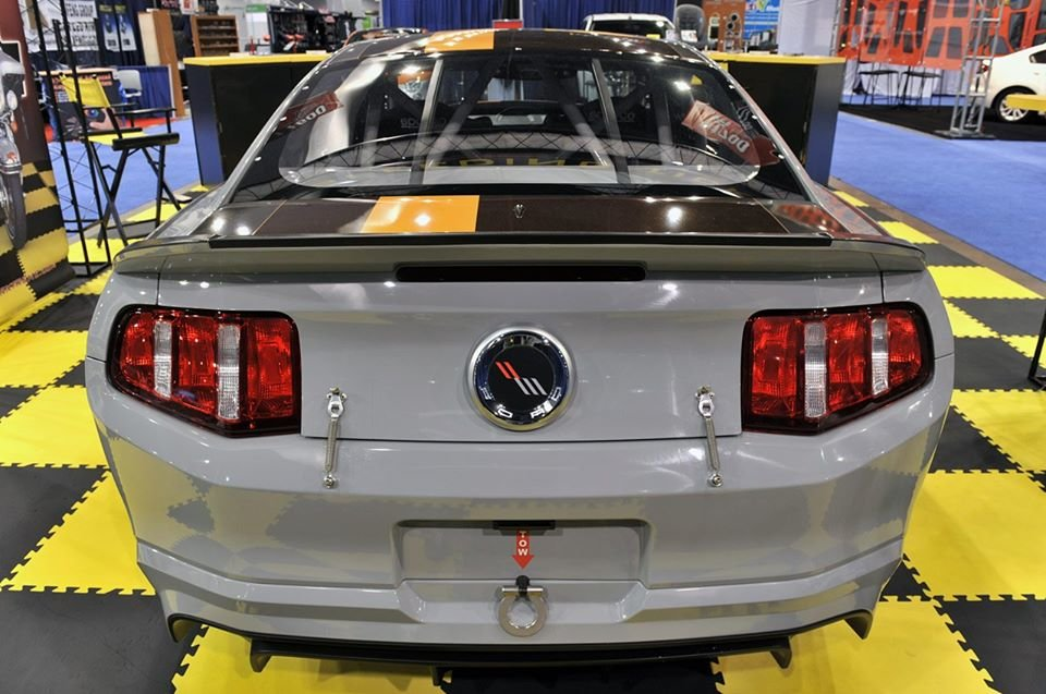2011 Heins motorsports mustang boss 302 rs race car For Sale (picture 5 of 6)