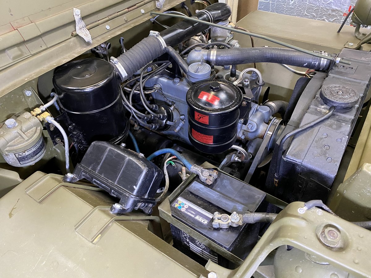 1942 Willys Jeep GPW scripted-matching numbers-restored For Sale (picture 6 of 6)