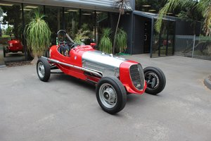 Ford V8 Special Historic Racing Car 1939