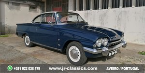 1962 Ford Capri Consul Coupe