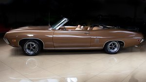 1970 Ford  Torino Convertible =V-8 Auto low 44k miles $16.5k For Sale