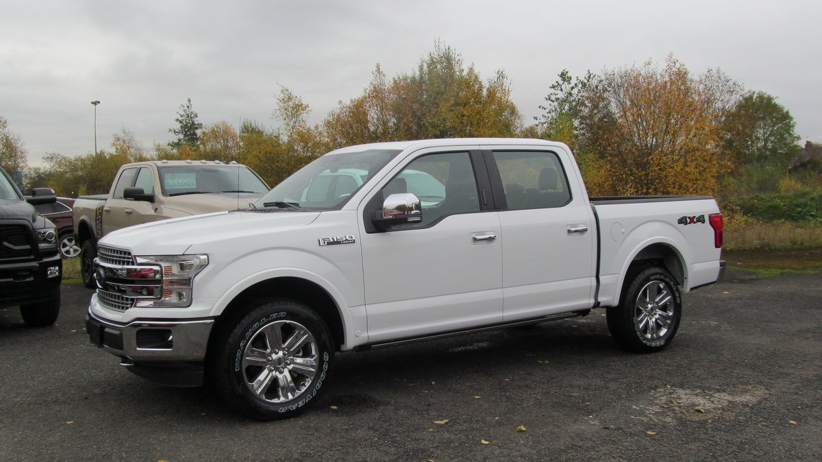 2019 '20 REG Ford F-150 3.5L V6 4X4 Supercrew SOLD (picture 1 of 6)