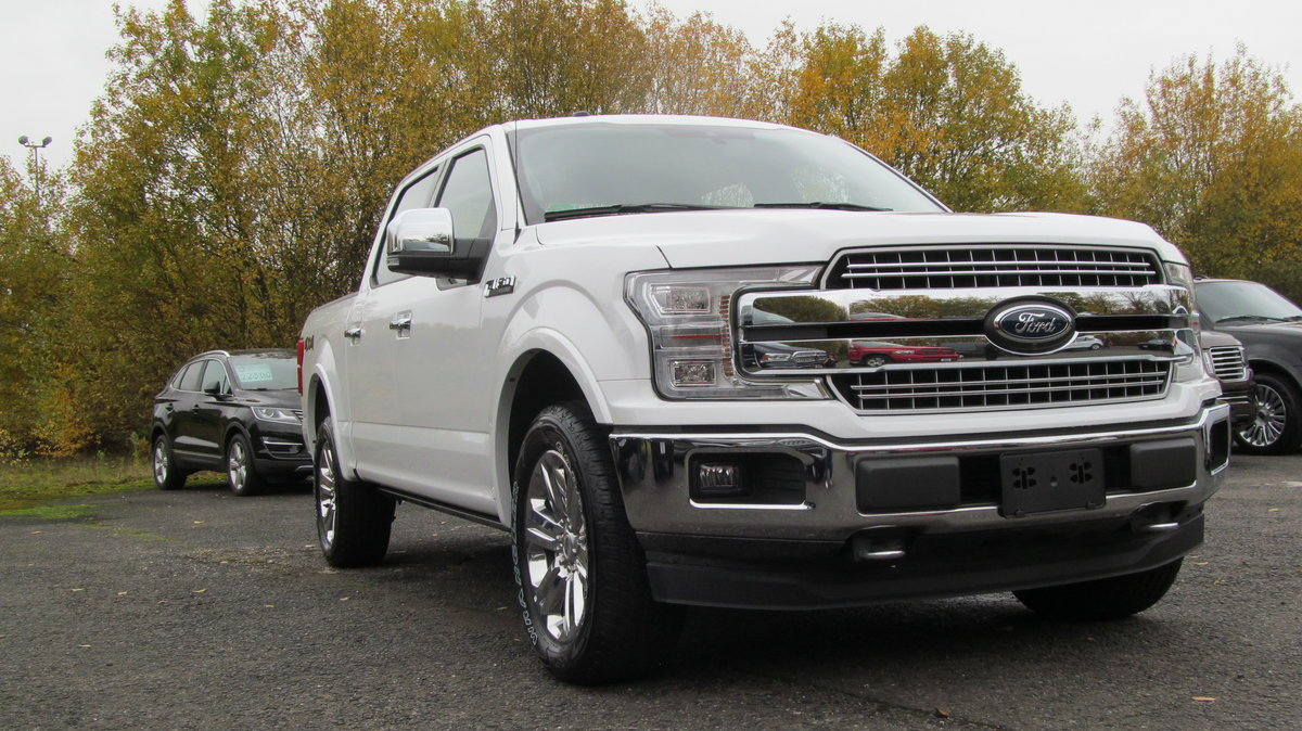 2019 '20 REG Ford F-150 3.5L V6 4X4 Supercrew For Sale (picture 2 of 6)