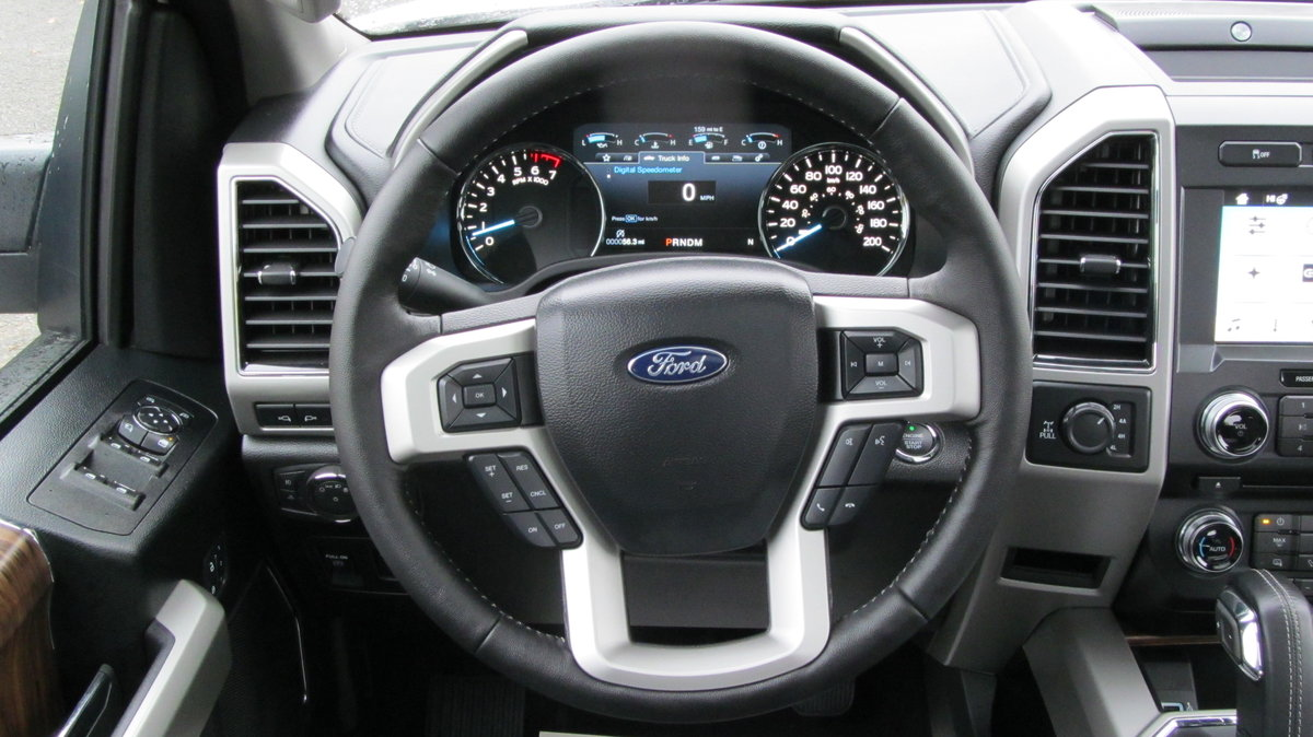 2019 '20 REG Ford F-150 3.5L V6 4X4 Supercrew SOLD (picture 5 of 6)