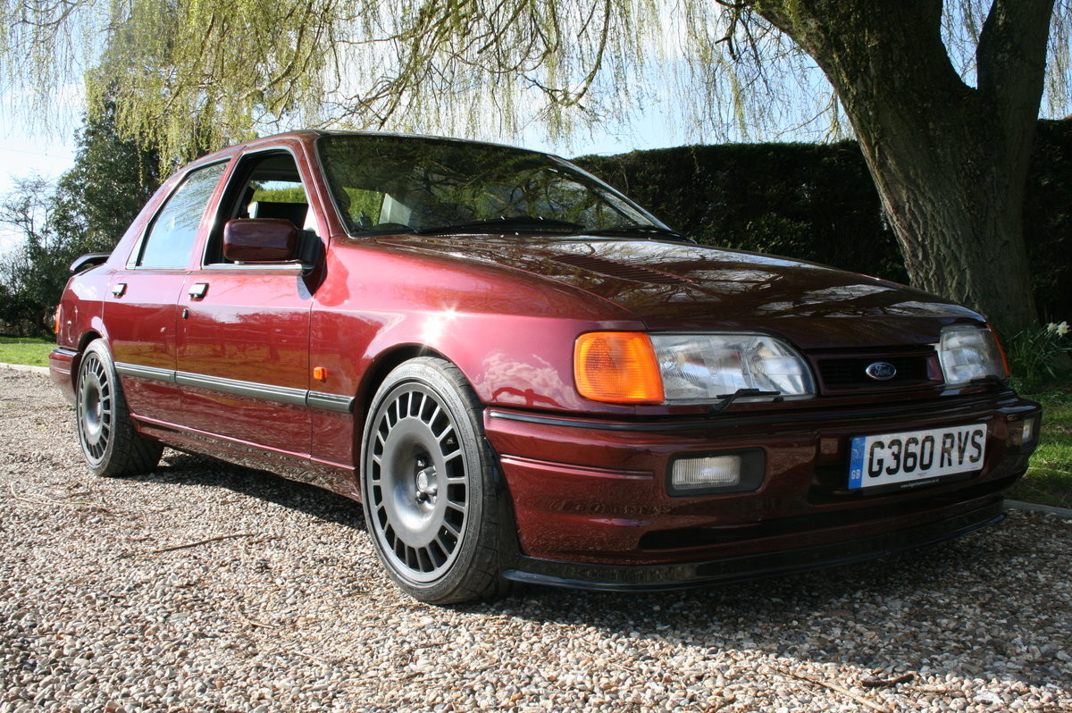 1990 Ford Sapphire 2.0 RS Cosworth. NOW SOLD,More Fast Fords Wanted (picture 1 of 6)