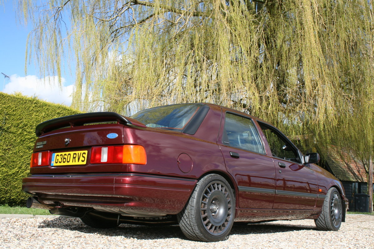 1990 Ford Sapphire 2.0 RS Cosworth. NOW SOLD,More Fast Fords Wanted (picture 2 of 6)