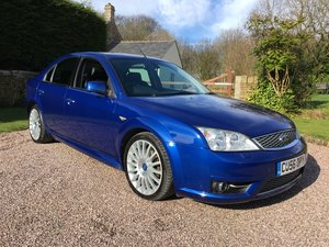 FORD MONDEO ST220 3.0V6 5 DOOR FULL MOT FSH