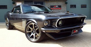 1970  Ford Mustang 4.6 V8 SVT Supercharged Terminator For Sale