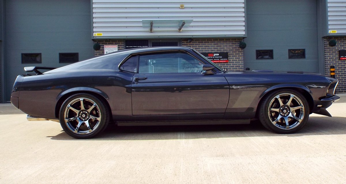 Terminator Mustang Price