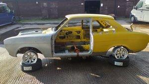 1974 RARE MK1 ESCORT MEXICO PROJECT