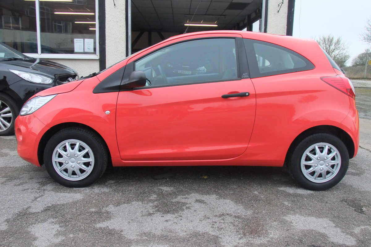 2012 FORD KA 1.2 STUDIO 3DR SOLD (picture 2 of 6)