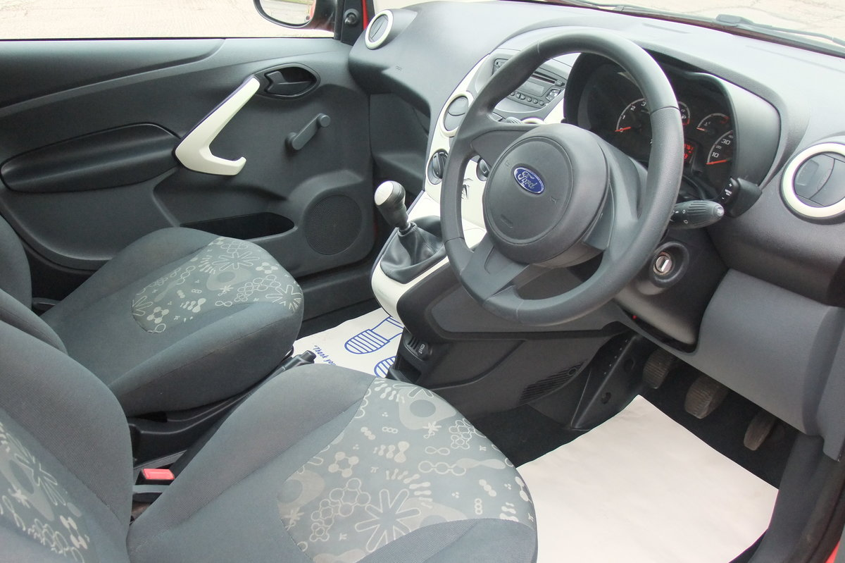 2012 FORD KA 1.2 STUDIO 3DR SOLD (picture 6 of 6)