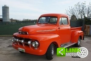 FORD F1 PICK UP 1951 COMPLETAMENTE RESTAURATO,OTTIME CONDIZ For Sale