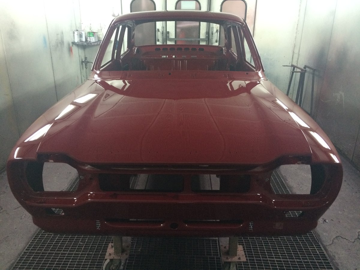 1969 Early Escort MK1 1.3 GT For Sale (picture 1 of 6)