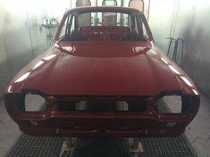 Early Escort MK1 1.3 GT