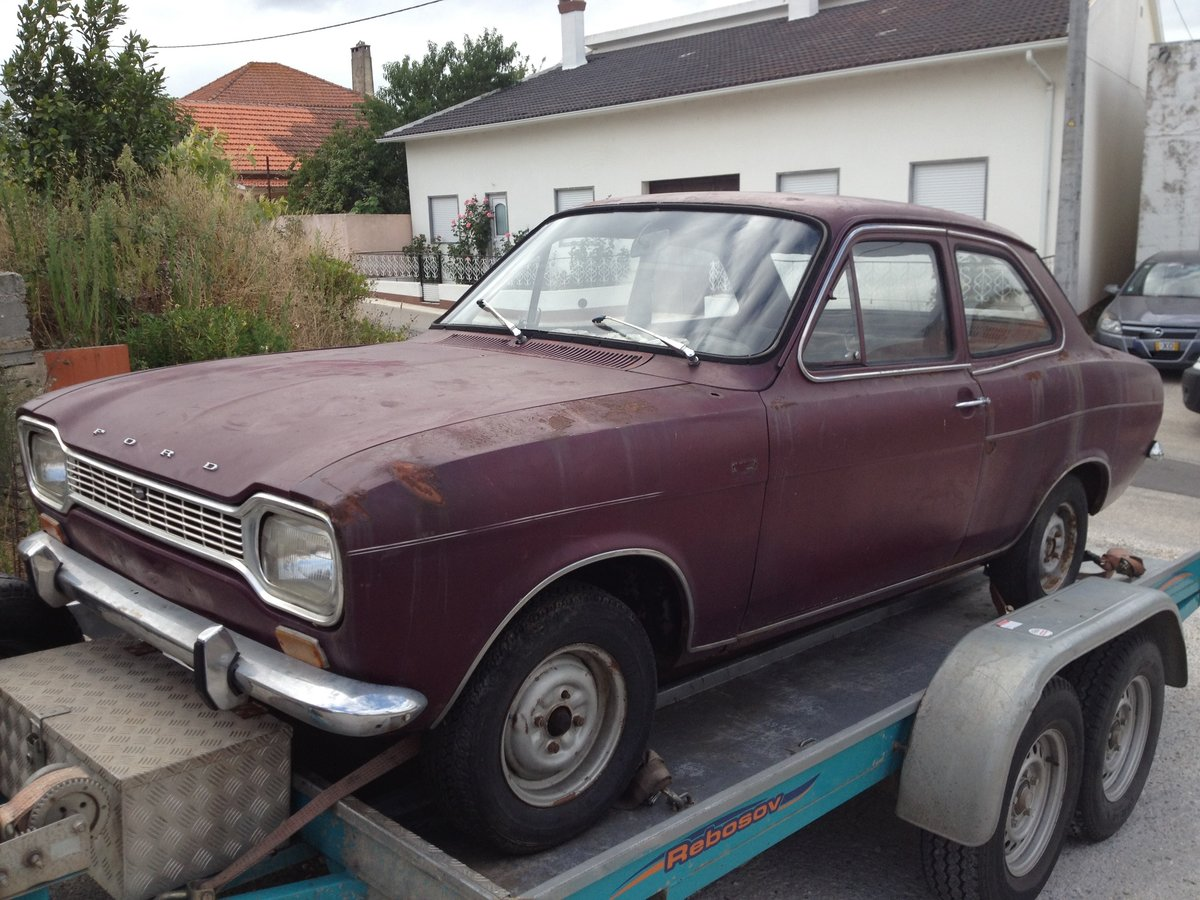 1969 Early Escort MK1 1.3 GT For Sale (picture 6 of 6)