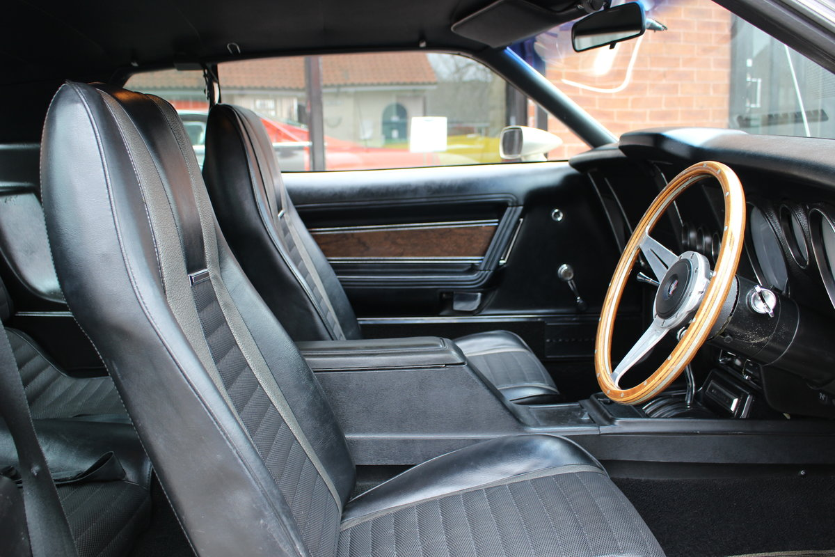 1971 Ford Mustang Mach 1 351 V8 Auto   Right Hand Drive For Sale (picture 3 of 10)