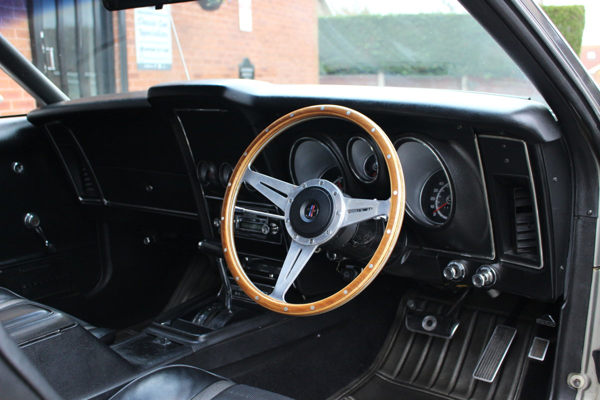 1971 Ford Mustang Mach 1 351 V8 Auto   Right Hand Drive For Sale (picture 4 of 10)