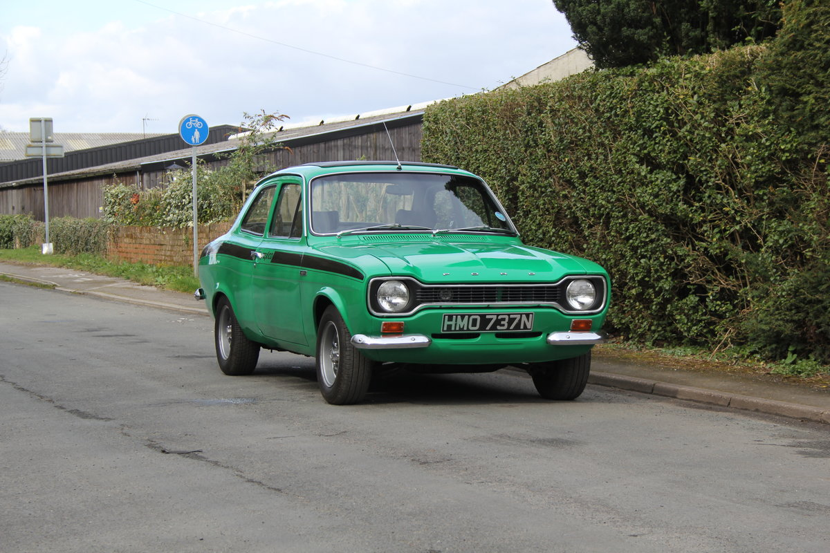 1974 Genuine Ford Escort MkI Mexico, Great Driver, Usable Example SOLD (picture 1 of 20)