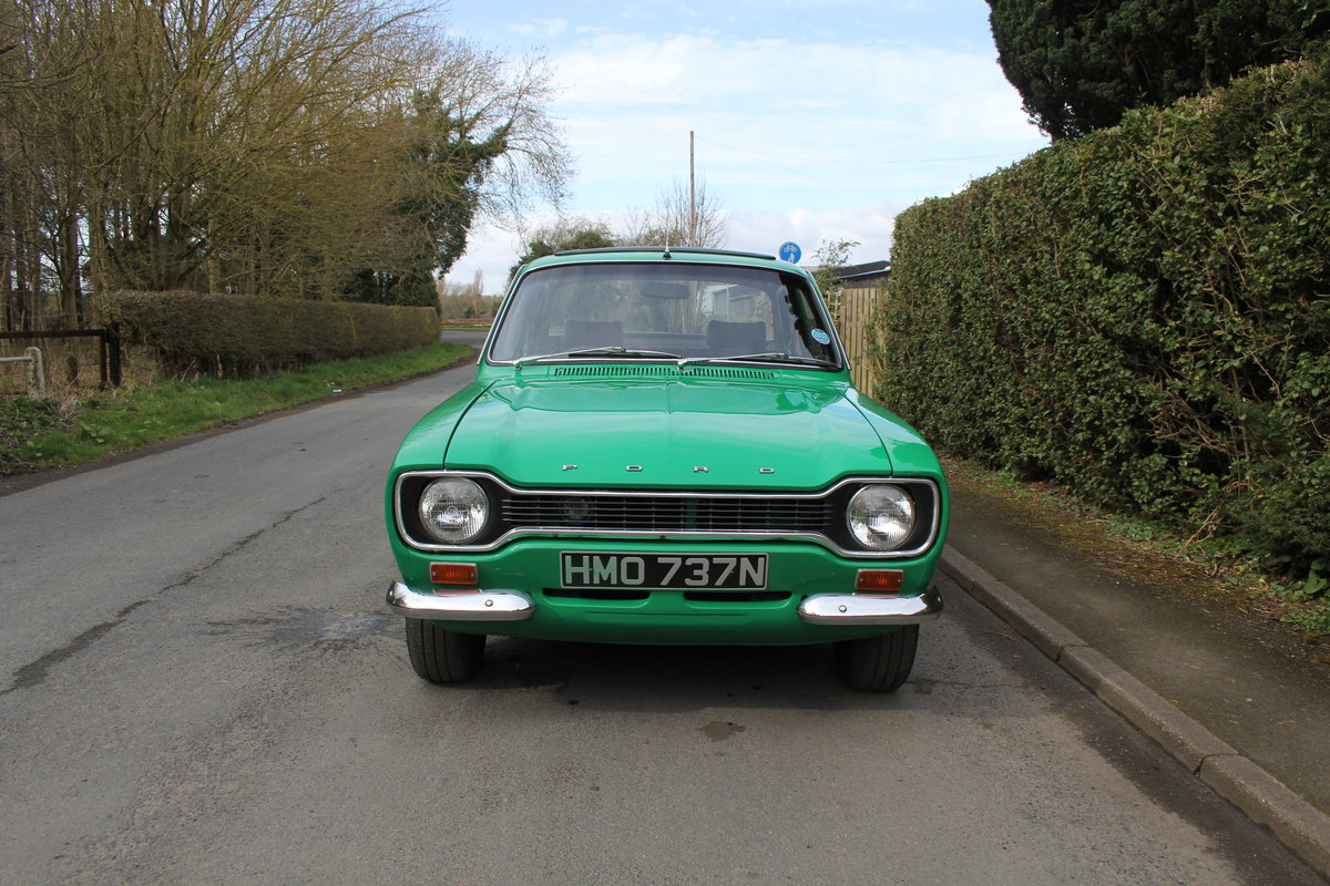 1974 Genuine Ford Escort MkI Mexico, Great Driver, Usable Example SOLD (picture 2 of 20)