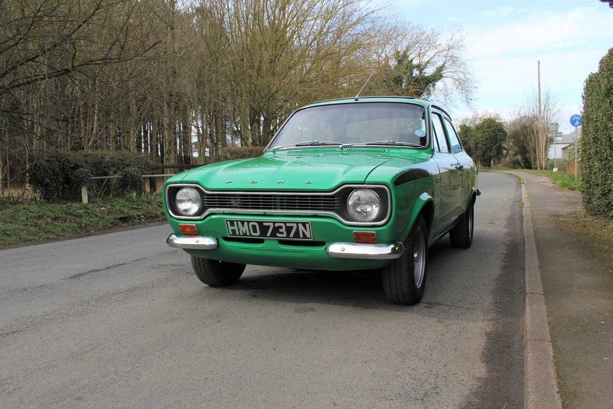 1974 Genuine Ford Escort MkI Mexico, Great Driver, Usable Example SOLD (picture 3 of 20)