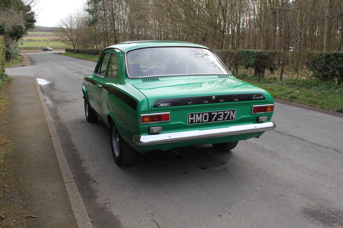 1974 Genuine Ford Escort MkI Mexico, Great Driver, Usable Example SOLD (picture 4 of 20)