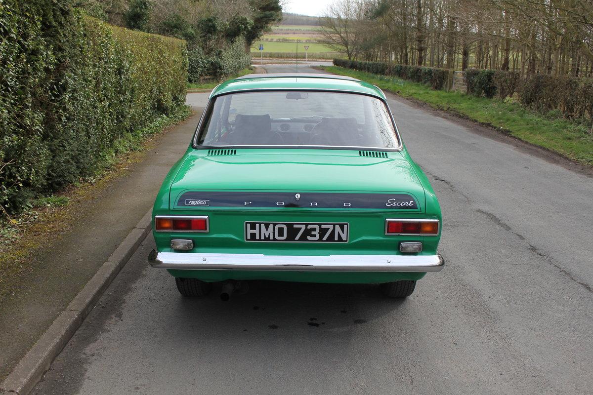 1974 Genuine Ford Escort MkI Mexico, Great Driver, Usable Example SOLD (picture 5 of 20)