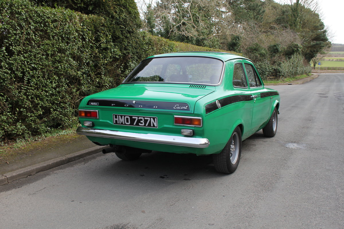 1974 Genuine Ford Escort MkI Mexico, Great Driver, Usable Example SOLD (picture 6 of 20)