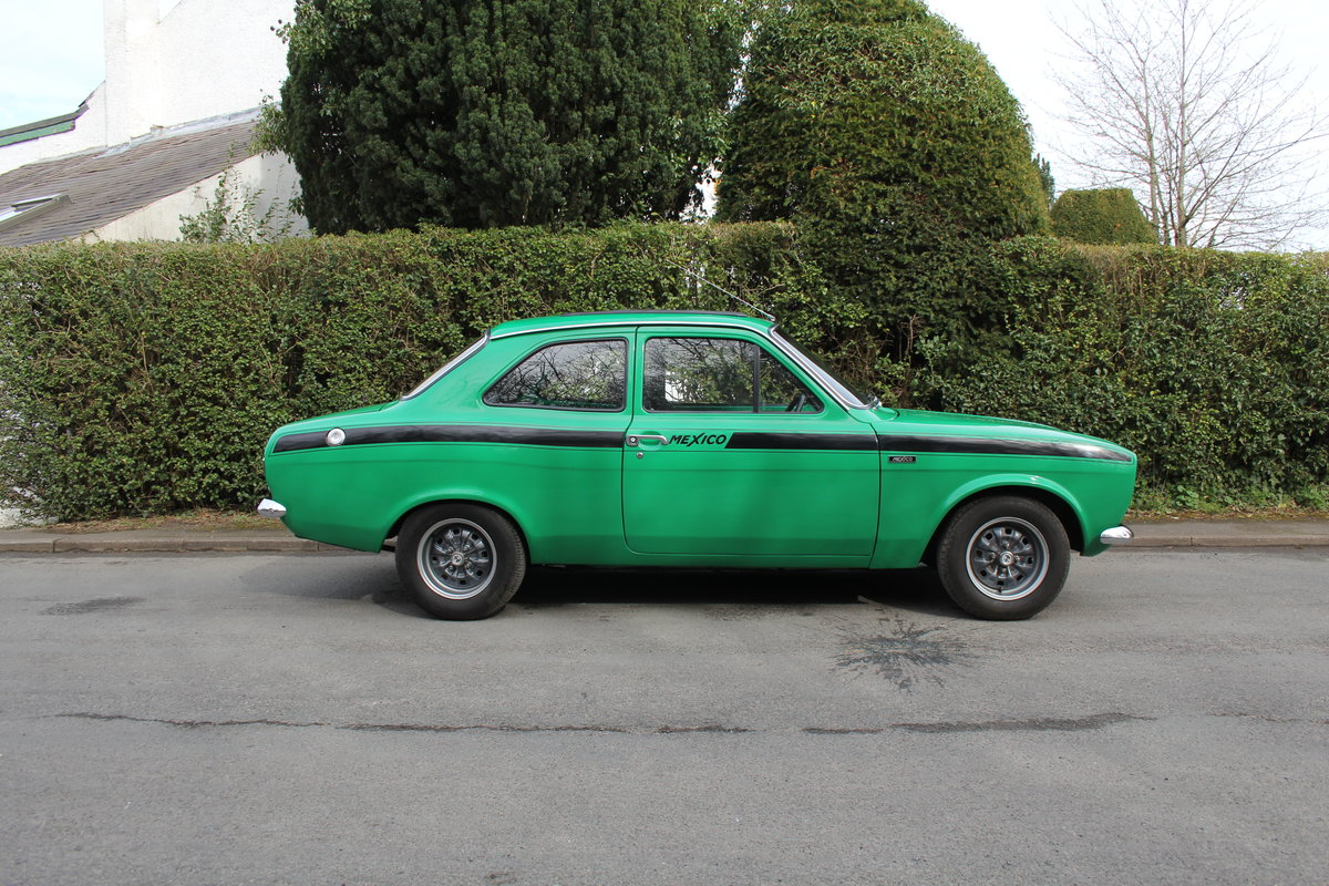 1974 Genuine Ford Escort MkI Mexico, Great Driver, Usable Example SOLD (picture 7 of 20)